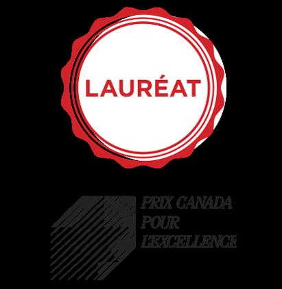 Lauréat | Prix Canada pour l'excellence