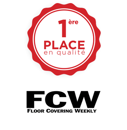 1re place en qualité | FCW - Floor Covering Weekly